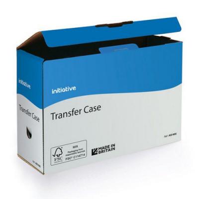 Initiative File Away Transfer Case 122w x 355d x 249h mm