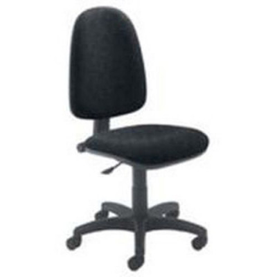 Initiative High Back Operator Chair Charcoal