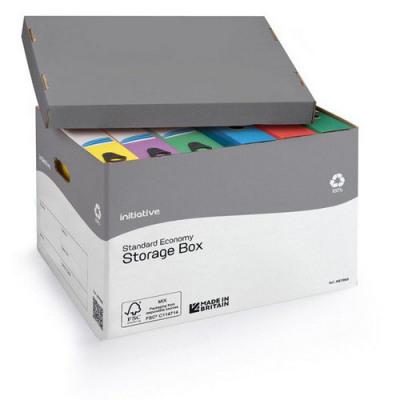 Initiative Economy Storage Box 317w x 384d x 287h mm
