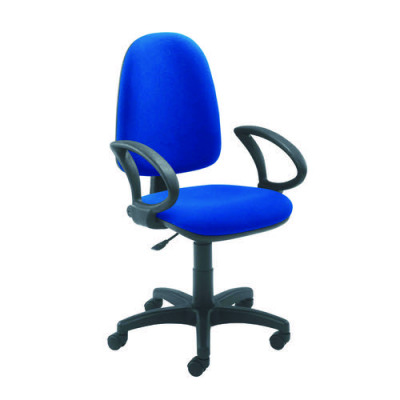 Jemini High Back Operator Chair Blue KF50174