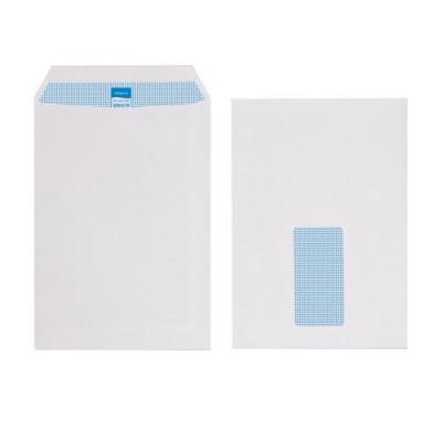 Initiative Envelope Pocket C5 Self Seal 90g White Window Pack 500