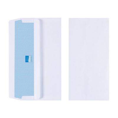 Initiative Envelope DL Self Seal 90gsm White Pack 1000
