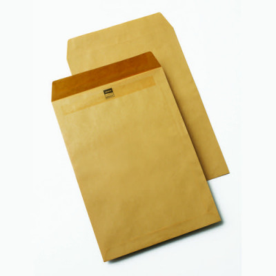 Initiative Envelope C4 Self Seal 80gsm Manilla Pack 250