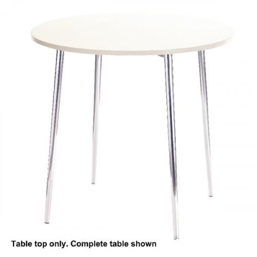 Arista High Gloss White Table Top Acs Business Supplies Ltd